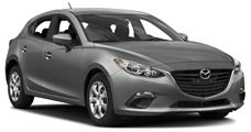 2016 Mazda Mazda3 Knoxville, TN JM1BM1N36G1307764