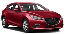 2016 Mazda Mazda3 Knoxville, TN JM1BM1N39G1318712