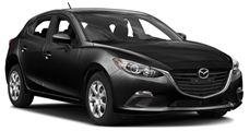 2016 Mazda Mazda3 Knoxville, TN 3MZBM1K78GM288903