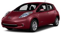2014 Nissan LEAF Leesburg, FL, Lady Lake 1N4AZ0CP9EC338575