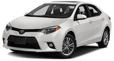 2016 Toyota Corolla Roanoke, VA 2T1BURHE2GC678086