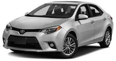 2016 Toyota Corolla Roanoke, VA 2T1BURHE0GC677552