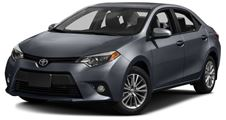 2016 Toyota Corolla Tilton, IL 2T1BURHE5GC733517