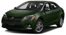 2016 Toyota Corolla Tilton, IL 2T1BURHE0GC680046