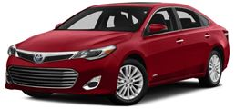 2015 Toyota Avalon Hybrid Kalamazoo, MI 4T1BD1EB7FU039470