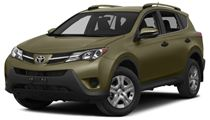 2014 Toyota RAV4 serving Kingston, MA JTMBFREV6ED082199