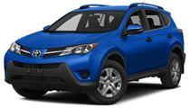 2014 Toyota RAV4 Springfield, OH 2T3BFREV2EW209226