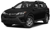 2014 Toyota RAV4 serving Kingston, MA 2T3DFREV4EW161754