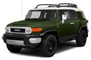 2014 Toyota FJ Cruiser Midwest City,Dell City, Shawnee JTEBU4BF8EK201402
