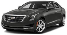 2017 Cadillac ATS Escondido, CA 1G6AB5SX3H0166422