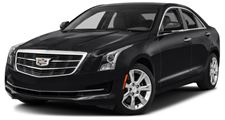 2017 Cadillac ATS Escondido, CA 1G6AA5RX1H0166735
