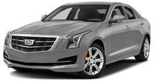 2017 Cadillac ATS Escondido, CA 1G6AB5SX6H0166494