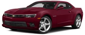 2015 Chevrolet Camaro Round Rock, TX 2G1FK1EJ1F9129500