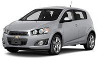 2015 Chevrolet Sonic Springfield, OH 1G1JD6SH0F4130417