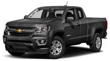 2017 Chevrolet Colorado Peru, IL 1GCHSCEN2H1330893
