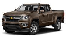 2016 Chevrolet Colorado Peru, IL 1GCHSCEAXG1350885