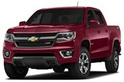 2015 Chevrolet Colorado Springfield, OH 1GCGTCE30F1120393
