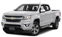 2016 Chevrolet Colorado Fox Lake, IL 1GCGTCE3XG1240140