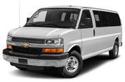 2017 Chevrolet Express 3500 Sylvania 1GAZGPFG8H1231825