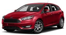 2017 Ford Focus Corsicana, TX 1FADP3K29HL324531