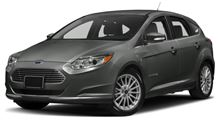2017 Ford Focus Electric Newark, CA 1FADP3R45HL319656