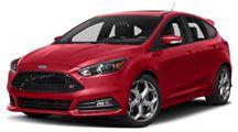 2017 Ford Focus ST Mt Vernon, OH 1FADP3L90HL219081