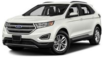 2017 Ford Edge Carthage, TX 2FMPK3J84HBB51878