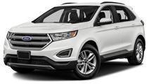 2017 Ford Edge London, KY 2FMPK4G92HBC61642