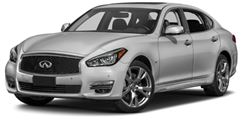 2016 Infiniti Q70L Salt Lake City, UT JN1BY1PR3GM720202