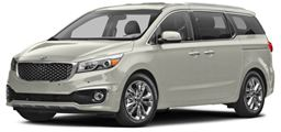 2015 Kia Sedona Cincinnati, OH KNDMC5C18F6020125