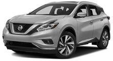 2017 Nissan Murano Nashville, TN 5N1AZ2MG0HN164257