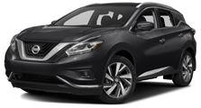 2017 Nissan Murano Nashville, TN 5N1AZ2MG5HN165565