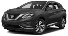 2017 Nissan Murano Nashville, TN 5N1AZ2MG6HN139931