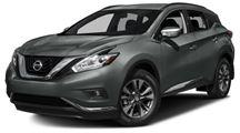 2016 Nissan Murano Greenwood, MS 5N1AZ2MG0GN144234