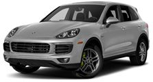 2017 Porsche Cayenne E-Hybrid  WP1AE2A22HLA75647