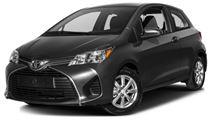 2017 Toyota Yaris Tilton, IL VNKJTUD35HA071411