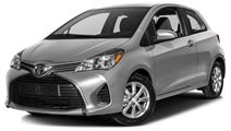 2015 Toyota Yaris Clarksville, IN VNKJTUD32FA029873