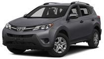 2015 Toyota RAV4 Kalamazoo, MI 2T3DFREV8FW245867