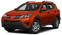 2015 Toyota RAV4 Springfield, OH JTMBFREV5FD154818