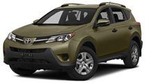 2015 Toyota RAV4 Kalamazoo, MI 2T3RFREV2FW263724