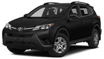 2015 Toyota RAV4 Springfield, OH 2T3BFREV2FW364585