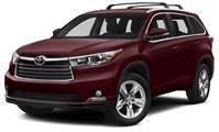 2015 Toyota Highlander Clarksville, IN 5TDBKRFH5FS146968