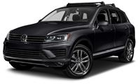 2016 Volkswagen Touareg Inver Grove Heights, MN WVGEP9BP7GD001547