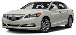 2016 Acura RLX Sioux Falls JH4KC1F51GC001982
