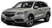2016 Acura MDX Sioux Falls 5FRYD4H20GB006315