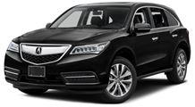 2016 Acura MDX Sioux Falls 5FRYD4H67GB056146