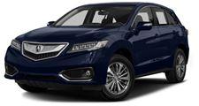 2017 Acura RDX Sioux Falls 5J8TB4H75HL003925