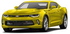 2016 Chevrolet Camaro Cincinnati, OH 1G1FD1RSXG0142495
