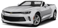 2017 Chevrolet Camaro Mitchell, SD 1G1FD3DX5H0129380