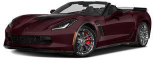 2017 Chevrolet Corvette Lansing, IL 1G1YP3D61H5601584